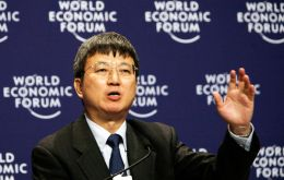 Zhu Min was deputy governor of the Bank of China and since May 2010 Special Advisor to the Managing Director