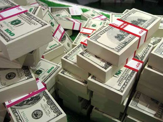 Argentine central bank purchases 500m dollars to stop appreciation of the Peso — MercoPress
