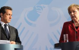 Sarkozy-Merkel agree on new rules for the European Financial Stability Facility