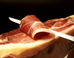 Anybody care for a slice of jamón Serrano?