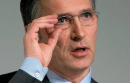 Prime Minister Jens Stoltenberg was not aware of any attack threats
