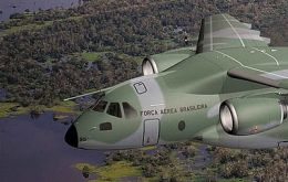 The successful Brazilian maker is targeting 20% revenue from defence procurement, beginning with the KC-390