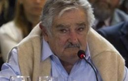 All three main credit rating agencies have praised President Jose Pepe Mujica 'prudent and consistent economic policies'