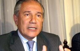 Jujuy Governor Walter Barrionuevo sacked the police officer in charge of the raid