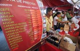 Food prices increased the most in July, 4.8%