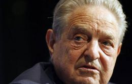 Billionaire investor Soros: bonds would be guaranteed by the 17 Euro countries
