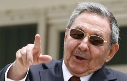 The three Inca basic principles: do not lie, do no steal and do not be lazy, according to the Cuban president