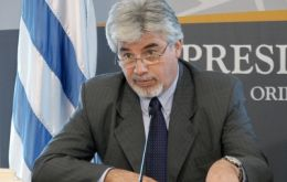 Minister Tabare Aguerre announced a plan to support the sheep industry