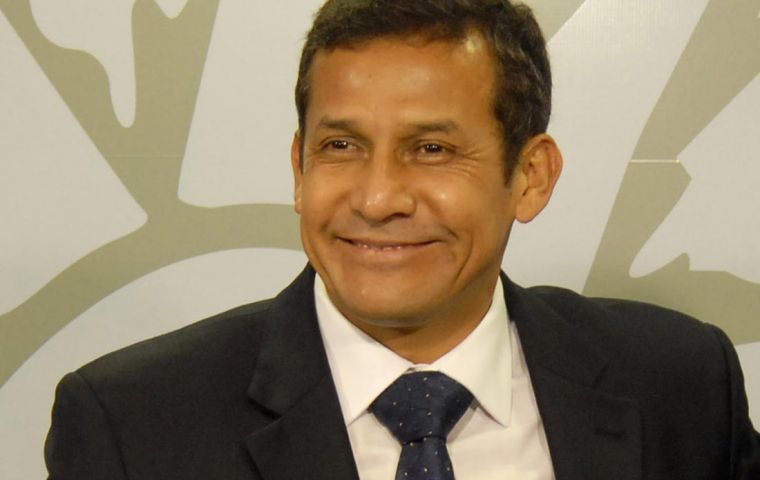 The law is now on the desk of President Humala for promulgation