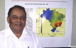 Valiya Hamza of Brazil's National Geophysics Observatory addicted to the world's longest river