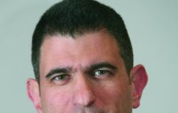 Israel's Deputy Director of the Industry, Trade and Labour Ministry Boaz Hirsch