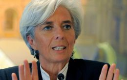 """Belt-tightening should not be so fast that it imperils recovery"" warns IMF"