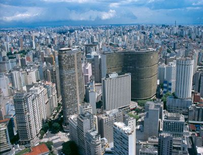 The State And City Of Sao Paulo Remain Most Populated Brazilian Population