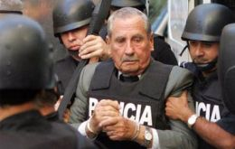 General Gregorio Alvarez, 85, will spend the rest of his days incarcerated