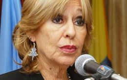 Ana Maria Edwin, head of Indec, migrations are the history of Argentina