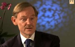 The column from WB president Robert Zoellick was first published by the Financial Times