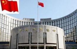 China's central bank liquidity pumping to overcome the 2008 financial crisis is now questioned
