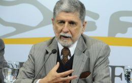 "Amorim said ""we're talking of a first pullout of 10% to 15% of the troops"""