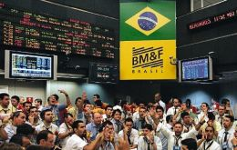 In Brazil a late rally just failed to push the Bovespa index to positive ground