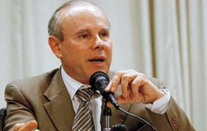 Brazilian minister Mantega confirmed the 'rescue' meeting next week in Washington