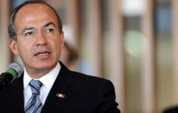 US fully support President Calderon position not to negotiate or yield to the drug cartels