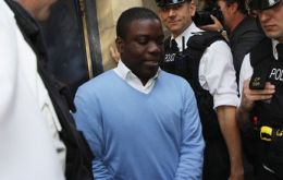 Kweku Adoboli, believed to work in the UBS European equities division (Photo Getty Images)