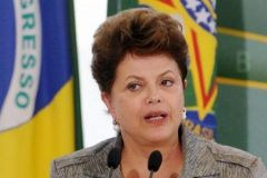 Dilma is scheduled to meet President Obama, PM Cameron and French President Sarkozy