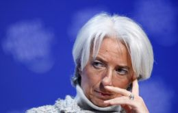 "IMF chief ""needed to cope with a threat to the international monetary system"""