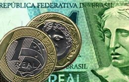 The Brazilian Real has fallen 14% this month against the US dollar