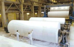 Montes del Plata is planned for an annual production of 1.3 million tons of pulp