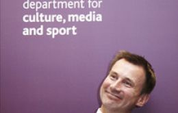 WTM will be opened by Olympics Minister Jeremy Hunt