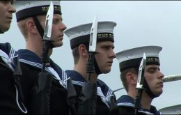 By 2015 the Royal Navy will be axed to around 30,000 regular Service personnel