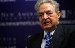 Soros called for a common EU Treasury, recapitalization of banks and protection for vulnerable states