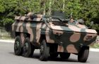 Some of the armoured vehicles manufactured in Brazil and popular in emerging countries