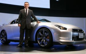 A stabilized exchange rate please says Nissan CEO Ghosn