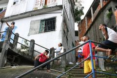 The favelas in Rio do Janeiro are famous for crime and drugs