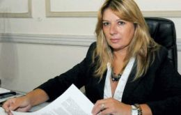 Deputy Liliana Fadul is the sponsor of the proposal