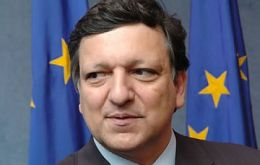 Jose Manuel Barroso said confidence must be restored