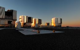 The Paranal Observatory, the largest of its kind