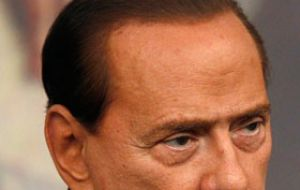 Berlusconi has been unable to convince his coalition on austerity measures