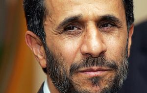 Ahmadinejad is no saint, but which EU or US did not sign an agreement with the deposed dictator?