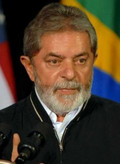 The period corresponds to the eight years of Lula da Silva