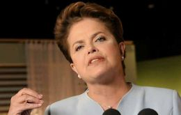 The Truth Commission becomes effective once signed by President Rousseff
