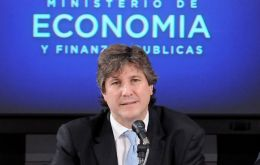 Economy minister Boudou says the measures are aimed to discovering the origin of the funds