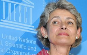 "Director-General Irina Bokova, ""an opportunity to strengthen the Organization and not weaken it""."