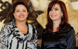 Dilma and Cristina were both absent from the regional summit