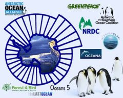 Antarctic Ocean Alliance plans to set up a network of marine protected areas in the oceans around Antarctica. (Photo: AOA/CCAMLR/FIS)