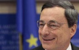 The Italian economist and banker Mario Draghi took over from Trichet