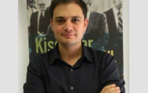 Matias Spektor, Professor at the Getulio Vargas Foundation
