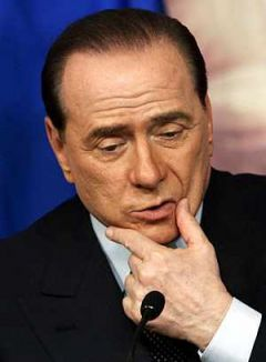 Growing demands for the resignation of PM Berlusconi even from his own alliance